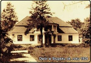 dwór w Stupsku