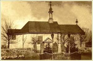 Kościół sprzed 1911 roku