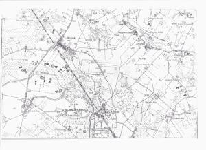 mapka zesp. grobowych